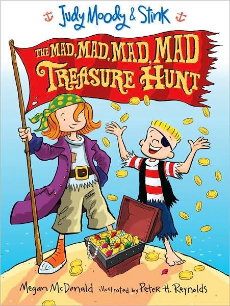 Judy Moody and Stink: TThe Mad, Mad, Mad, Mad Treasure Hunt