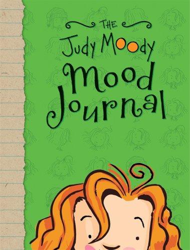 Judy Moody Mood Journal - Reprint