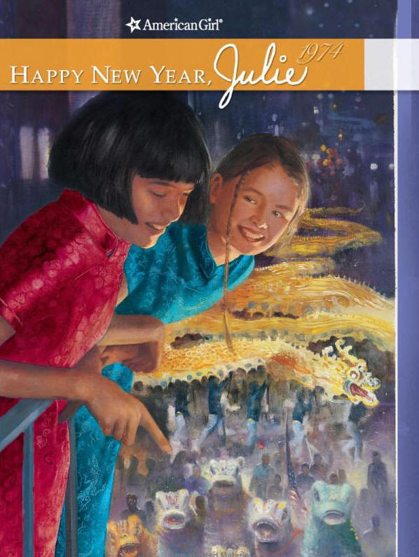 Happy New Year Julie